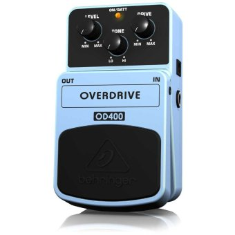 Behringer OD400 Ultimate Overdrive Effects