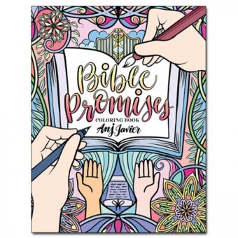 Bible Promises Coloring Book