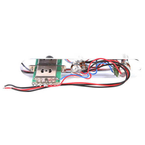 Philippines Chrome Tele Prewired Control Plate 3 Way Switch for