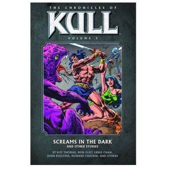 Chronicles of Kull Vol 3 TPB (2009-2012 Dark Horse)