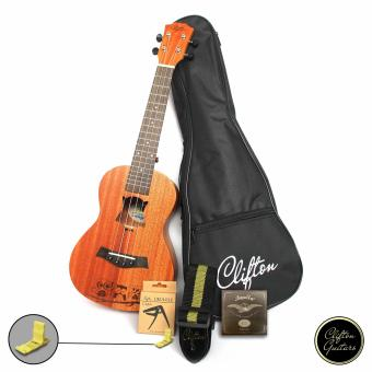 Clifton CUK-392 Concert Ukulele with FREE ACCESSORY SET