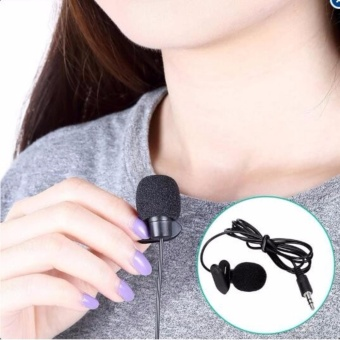 Clip-On Lapel Mic Microphone 3.5mm Plug, 277.00, Update. Upgrade Piezo