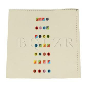 Colorful Plastic Fretboard Note Stickers for Full (4/4) Size Violin