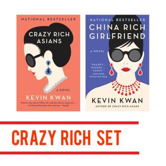 Crazy Rich Asians and China Rich Girlfriend Price Philippines