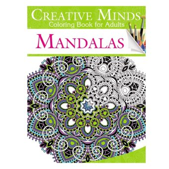 Creative Minds Coloring Books for Adults 6
