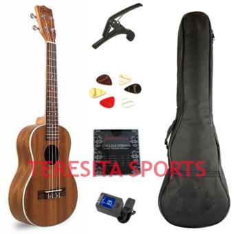 Davis Concert Mahogany with Digital tuner Ukulele (Natural)