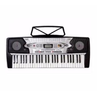 Davis D-189 Digital Electronic Keyboard (Black)