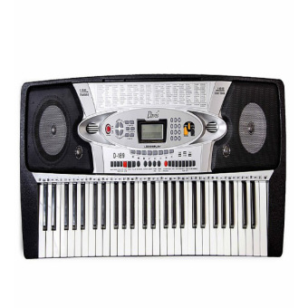 Davis D-189 Digital Keyboard (Black)