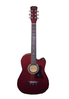 Davis JG-38 Acoustic Guitar (Red) Price Philippines