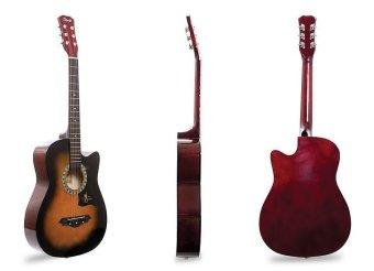 Davis JG-38 Acoustic Guitar (Sunburst)