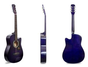 Davis JG-38 Acoustic Guitar (Violet) Price Philippines