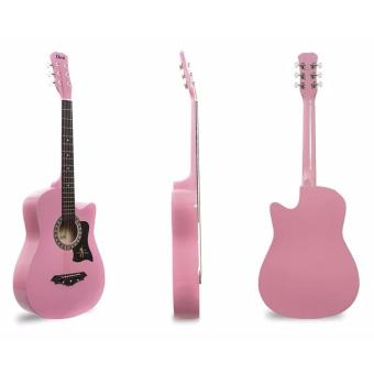 Davis JG38C Acoustic Guitar (Pink) Price Philippines