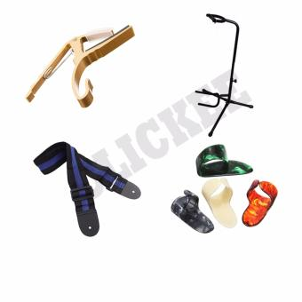Davis Swak na Swak Budget Deals Acoustic Guitar Accessories(Muliticolors)