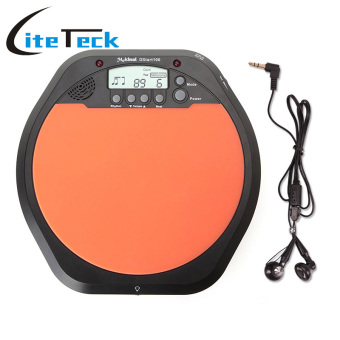 Digital Electric Electronic Drum Pad for Training PracticeMetronome with Retail Package - intl Price Philippines