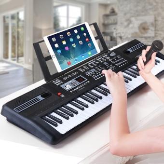 Digital Music Electronic Keyboard Key Board Gift Electric Piano - intl