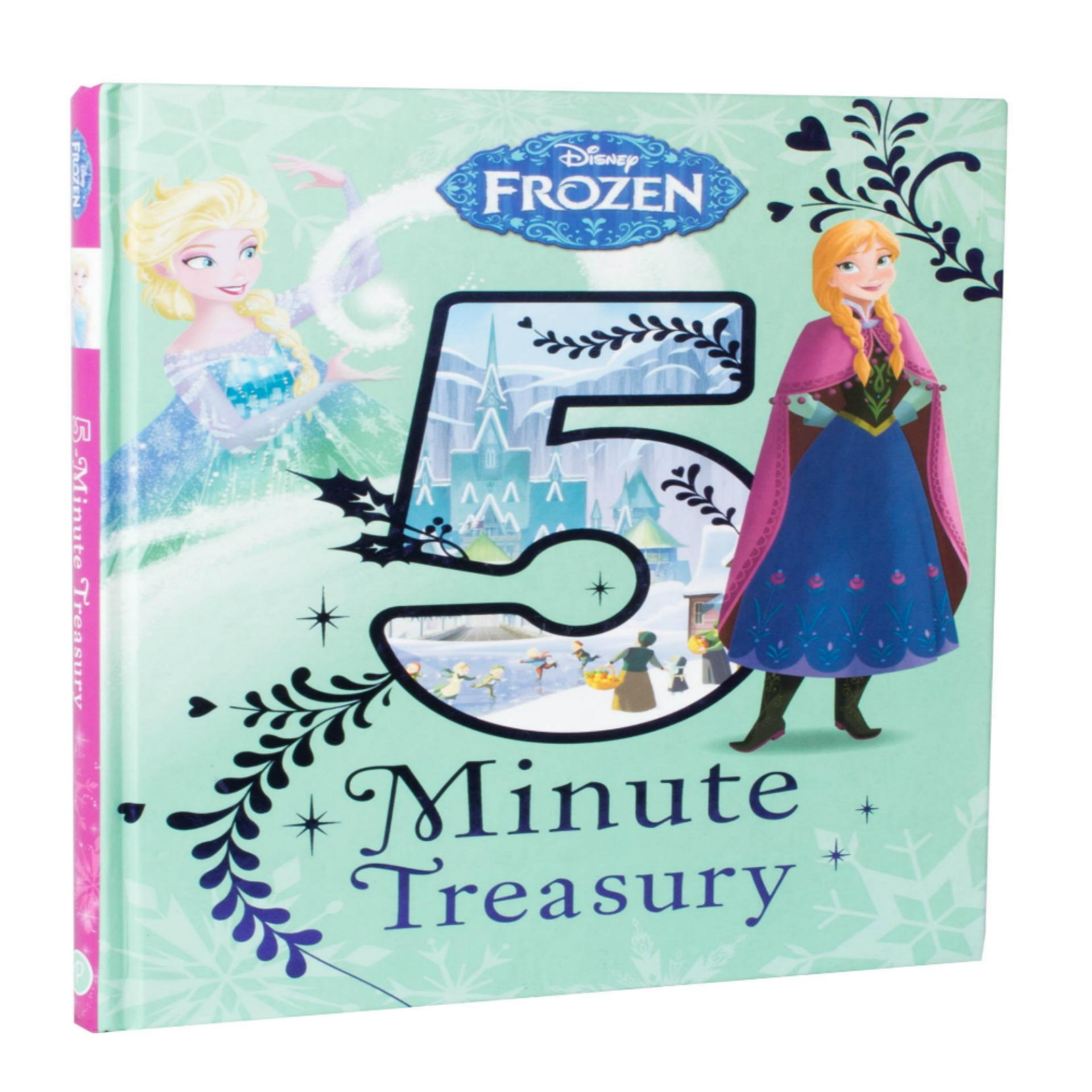 Disney Frozen 5 Minute Treasury