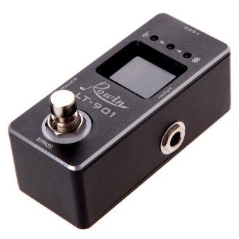 Donner LT-901 Chromatic Guitar Pedal Tuner True Bypass - INTL - 5