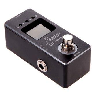 Donner LT-901 Chromatic Guitar Pedal Tuner True Bypass - INTL - 4