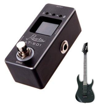 Donner LT-901 Chromatic Guitar Pedal Tuner True Bypass - INTL - 3
