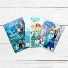 Easy To Learn Books Disney Frozen 3 Piece Coloring Book Set