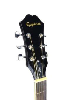 Epiphone DR100 Acoustic Guitar (Tobacco Burst) - 2
