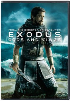 Exodus: Gods and Kings DVD - picture 2