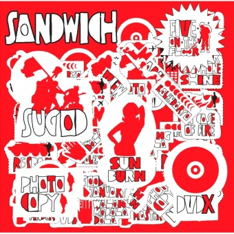 Five On The Floor by Sandwich- Vinyl Album (LP) Price Philippines