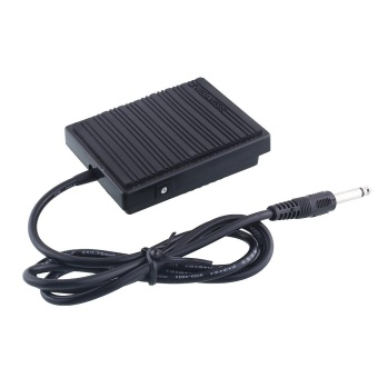 Foot Sustain Pedal Controller Switch For Electronic Keyboard PianoYamaha Casio - intl