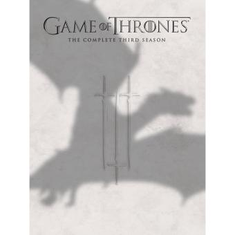 Game of Thrones Season 3 Complete DVD set