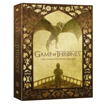 Game of Thrones Season 5 Original Complete DVD set Price Philippines