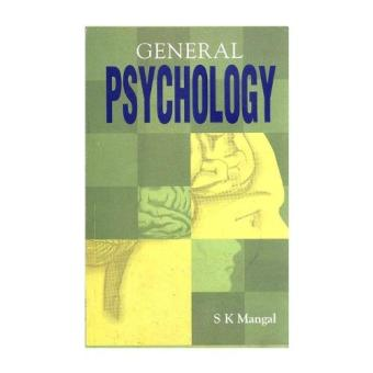 General Psychology (S K Mangal) Price Philippines