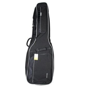 Gewa Double Gig Bag for Bass Guitar (Black)