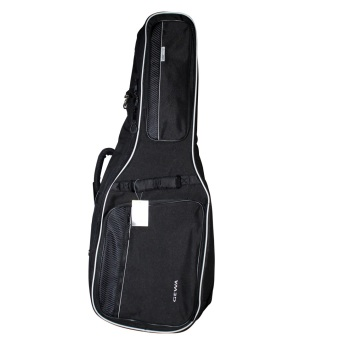 Gewa Double Gig Bag for Electric Guitar (Black)