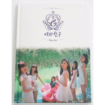 GFRIEND - Flower Bud (2nd Mini Album) Folded Poster+Free Gift