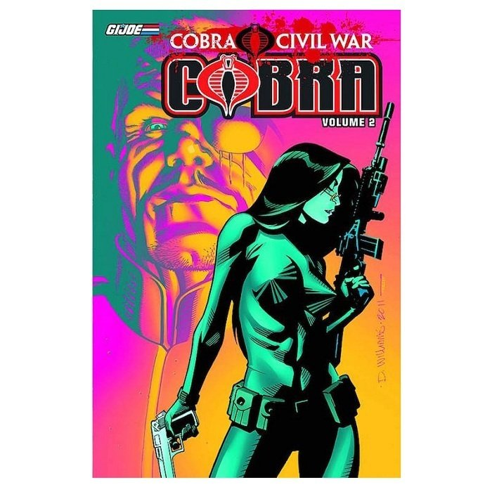 GI Joe Cobra Civil War Vol 2 TPB (2011 IDW) product preview, discount at cheapest price