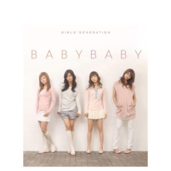 GIRLS' GENERATION - Baby Baby (Vol.1 Repackage) CD+Extra PhotocardSet