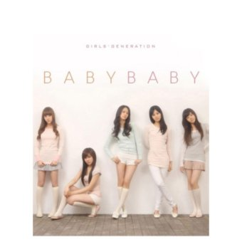 GIRLS' GENERATION - Baby Baby (Vol.1 Repackage) CD+Extra PhotocardSet - 2