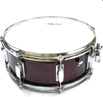 Global 14 x 5.5 Snare Drum (Red) Price Philippines