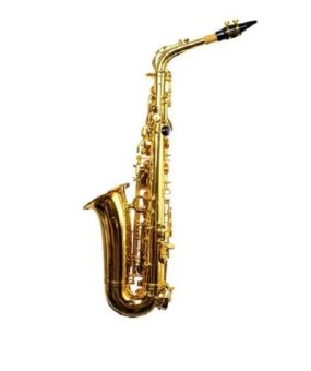 Global Alto Saxophone - picture 2