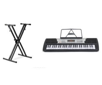 Global GL-779 Electronic Keyboard Piano with Double X KeyboardStand Price Philippines