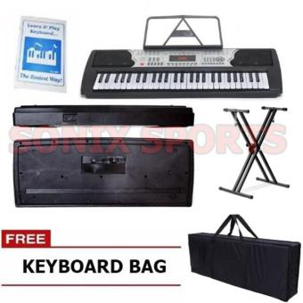 Global GL-779 Electronic Keyboard Piano with Double X KeyboardStand and Case Price Philippines