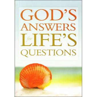 God's Answers for Life's Questions Price Philippines