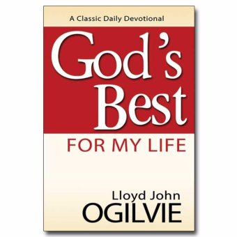 God's Best for My Life: A Classic Daily Devotional by Lloyd JohnOgilvie Price Philippines
