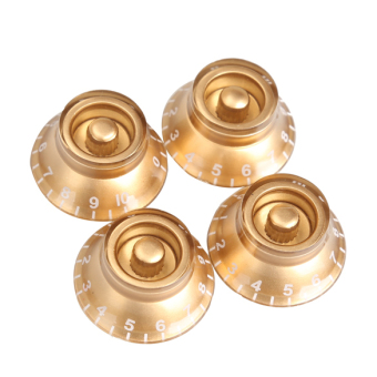 Golden Acrylic Speed Knobs Volume Tone Control for LP ElectricGuitar