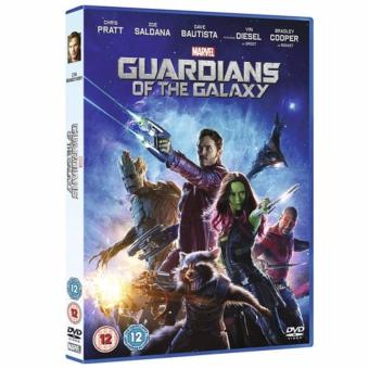 Guardians of the Galaxy (2014) DVD Price Philippines