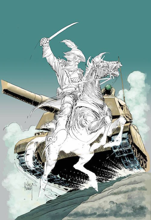 Haunted Tank TPB (2010 DC - Vertigo) product preview, discount at cheapest price