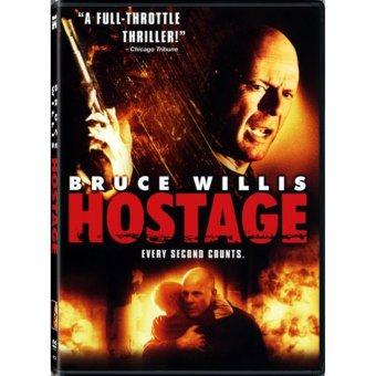 Hostage DVD