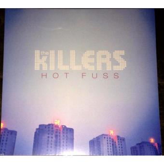 Hot Fuss by The Killers Vinyl LP Price Philippines