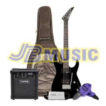 Jackson and Laney Guitar/ Amp Package (Black) Price Philippines