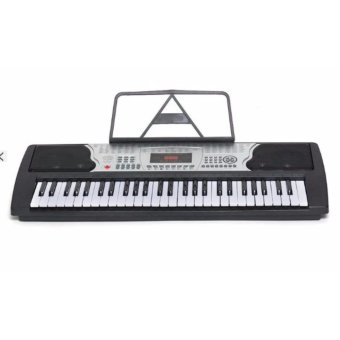 Harga Global GL-779 Electronic Keyboard Piano (Black)